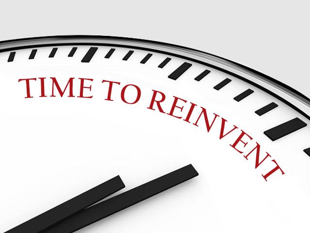 timeto-reinvent